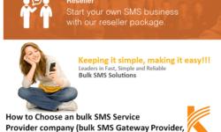 KAPSYSTEM – Bulk SMS Reseller Program in India